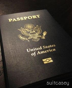 Suitcasey Passport
