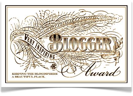 Very Inspirational Blogger Award Suitcasey