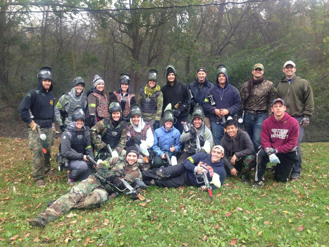 Paintball Crew at CPX