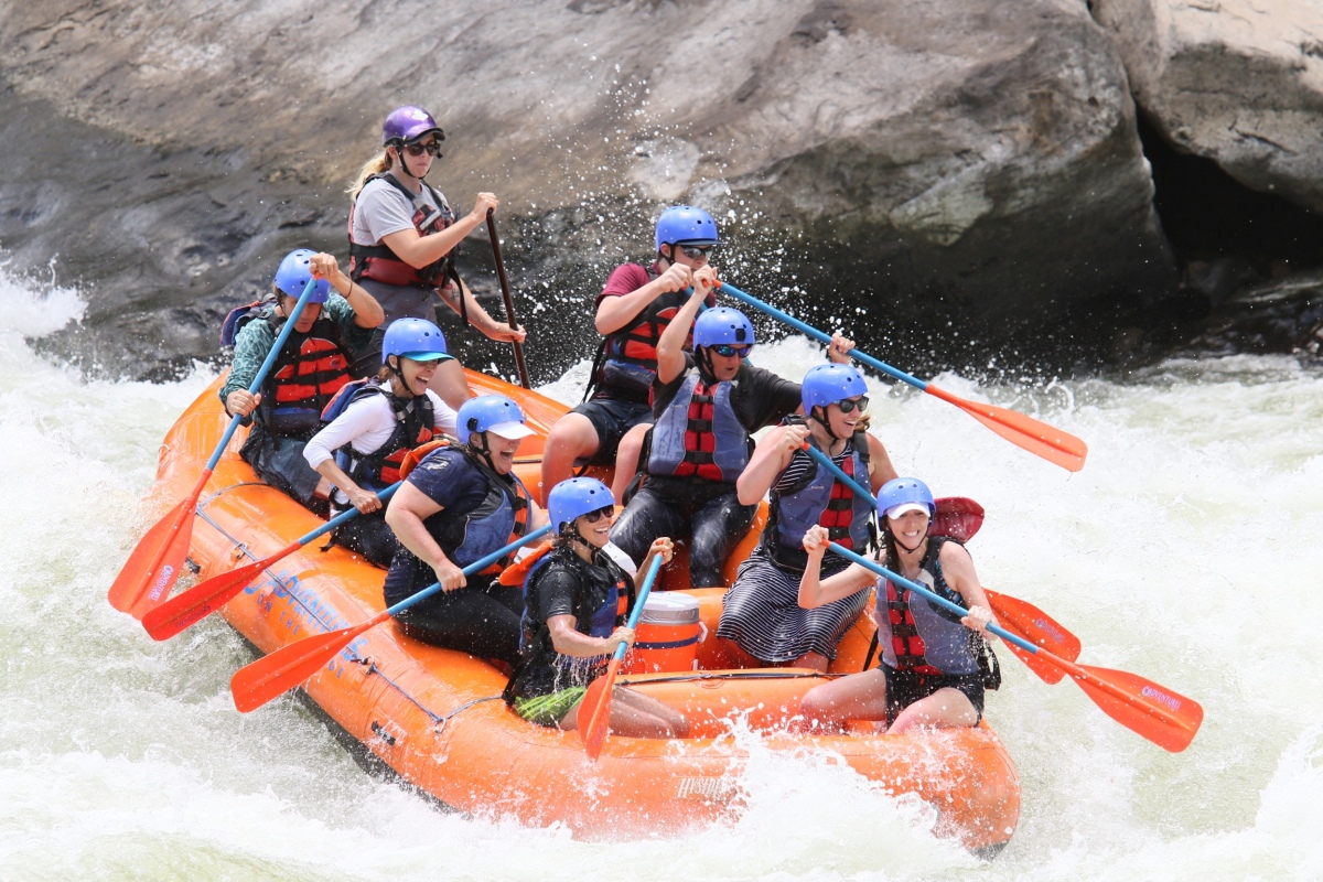 Whitewater Rafting West Virginia Adventures On The