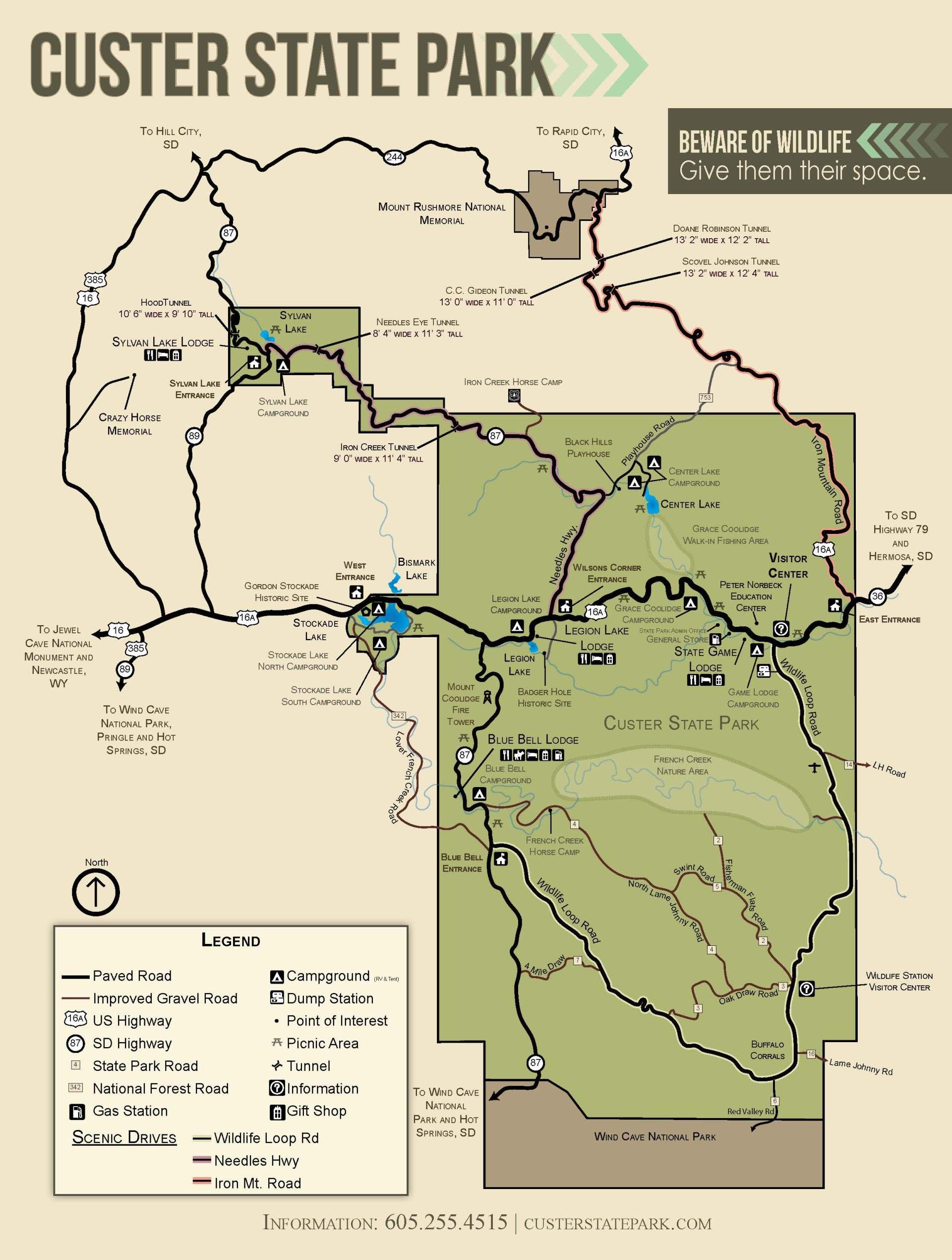 custer-map
